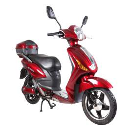 Ztech ZT 09AL Li-ion elektromos kerékpár