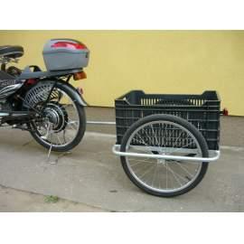 Utánfutó kerékpárhoz