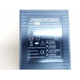 Akkumulátor töltő 36V lítium-ion