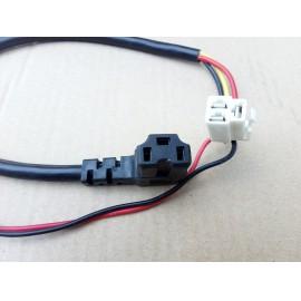 Akkumulátor csatlakozó kábel ZT-01
