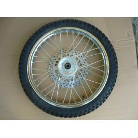 Motorkerékpár kerék első 18x1,85