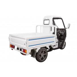 Ztech ZT-93 elektromos platós teherszállító jármű