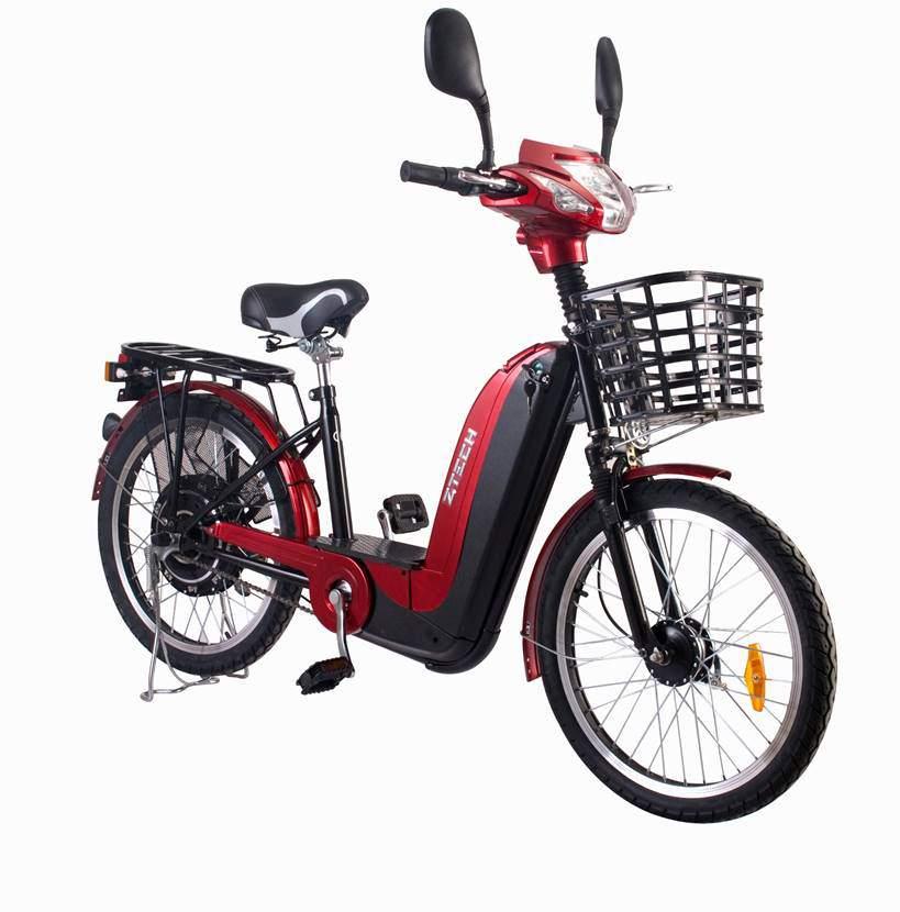 Ztech ZT-62 elektromos kerékpár