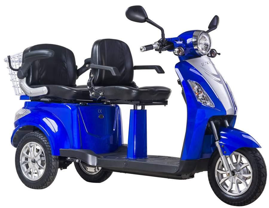 Ztech ZT-18 Trilux 2.0 elektromos tricikli