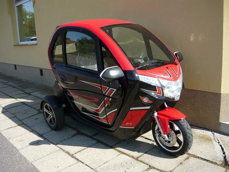 Ztech ZT-95 elektromos tricikli