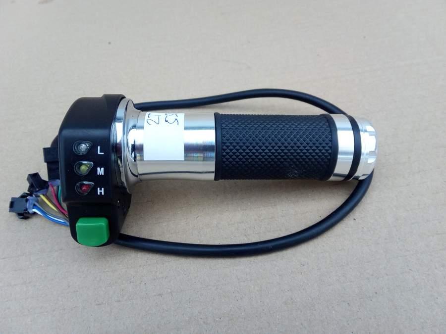 Gázmarkolat ZT-15