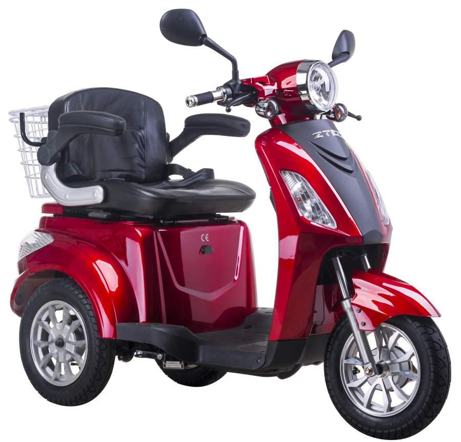 Ztech ZT-15D elektromos tricikli