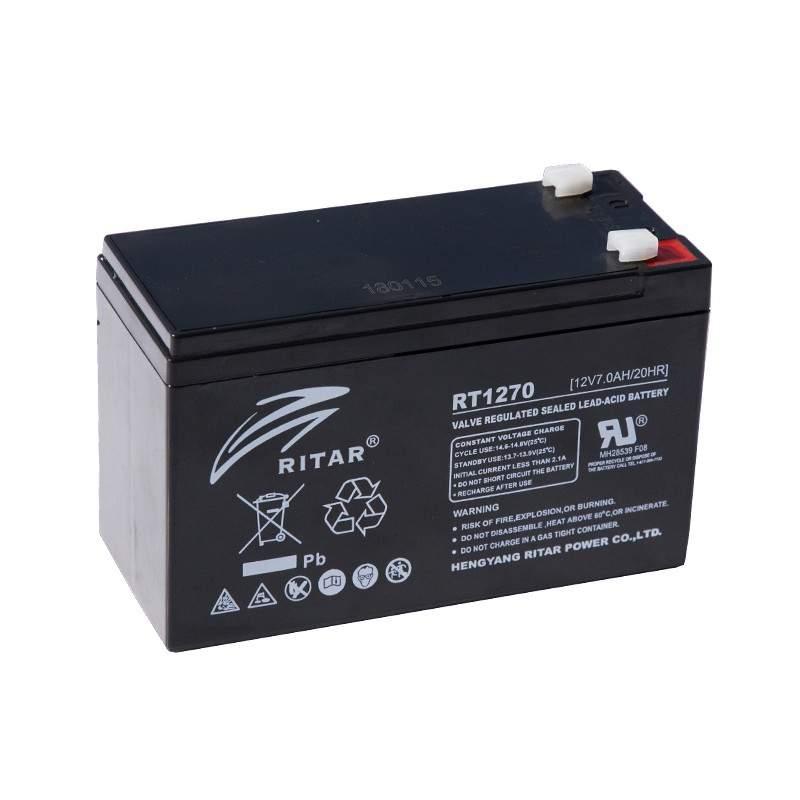Akkumulátor Ritar RT1270
