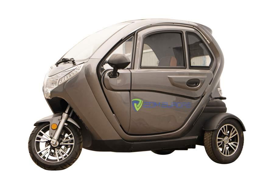 EDM-1500 elektromos tricikli