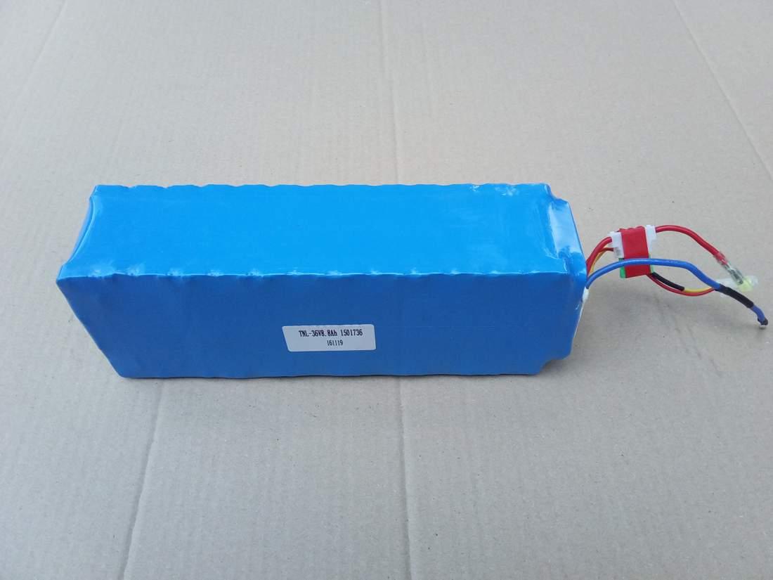 Akkumulátor 36V 8,8Ah lítium-ion
