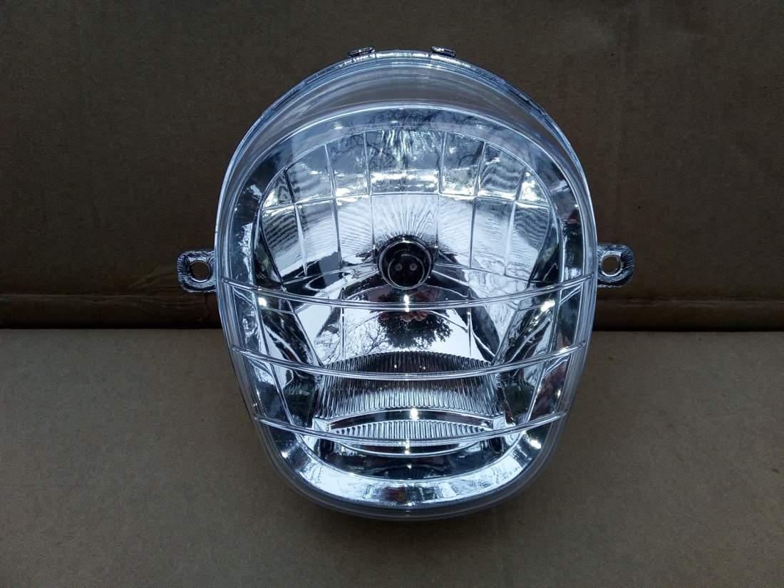 Lámpa első ZT-09