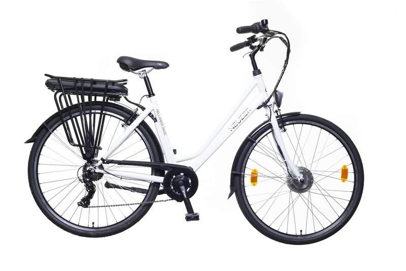 Neuzer Hollandia Basic elektromos kerékpár női