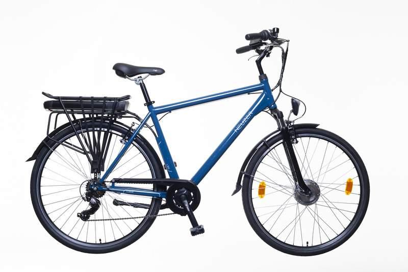 """Neuzer Lido ffi 21"""" elektromos kerékpár"""