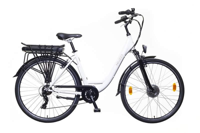 """Neuzer Lido női 19,5"""" elektromos kerékpár"""