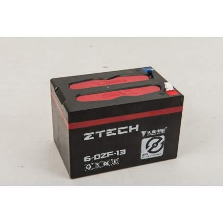 Akkumulátor 12V 13,2 Ah ztech elektromos kerékpárokhoz