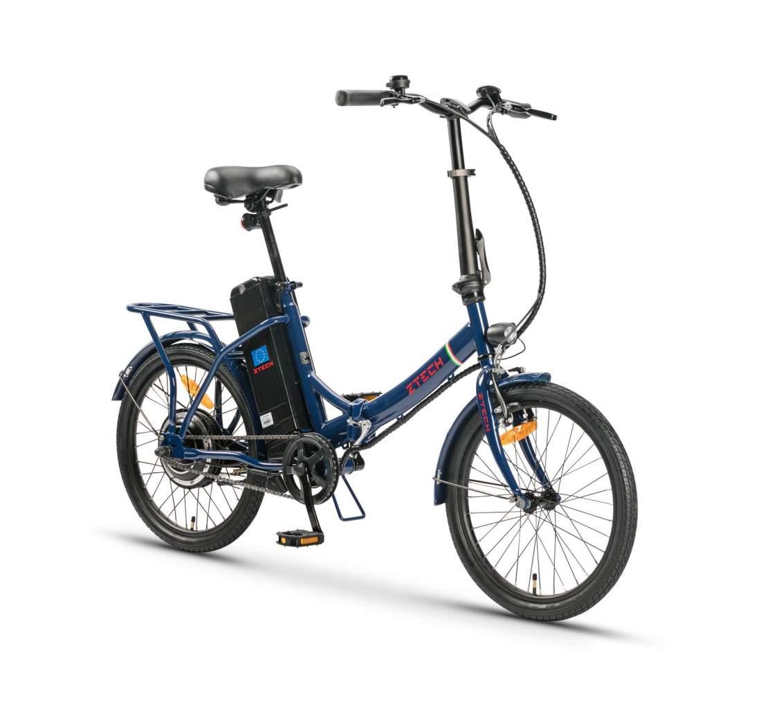 Ztech ZT-88 Camp 5.0 összecsukható Lithium elektromos kerékpár